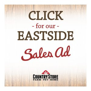 Country Store Eastside Locations Sale