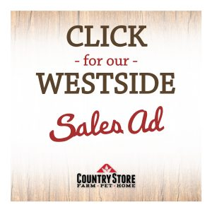 Country Store Westside Locations Sale